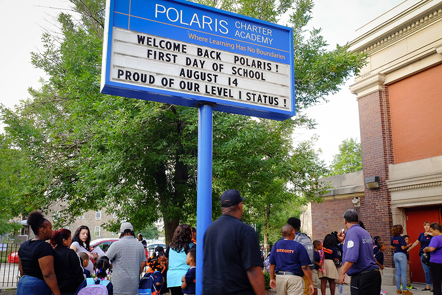 Polaris+Welcomes+Students+Back+to+School%21