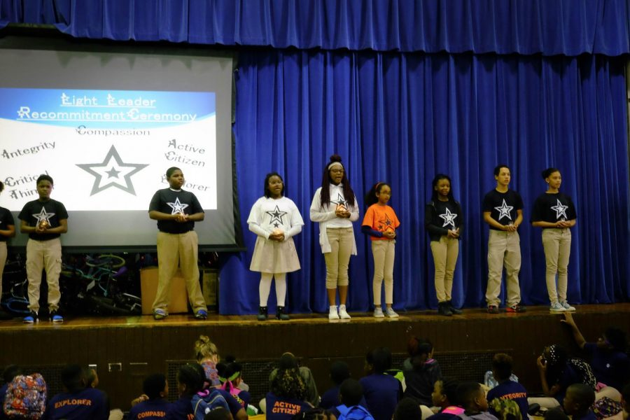 Light Leader Recommitment Ceremony