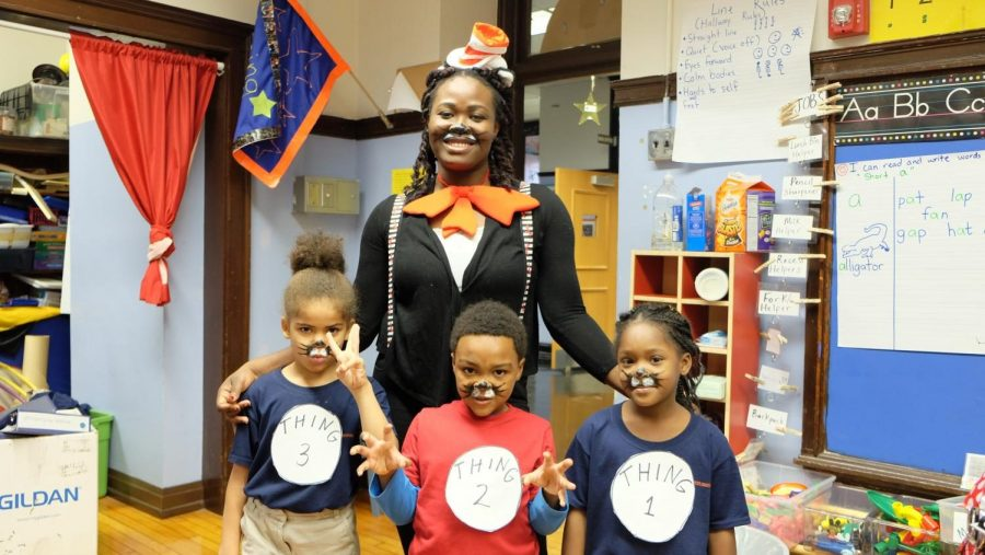 Students+Celebrate+Book+Character+Costume+Day+on+Halloween