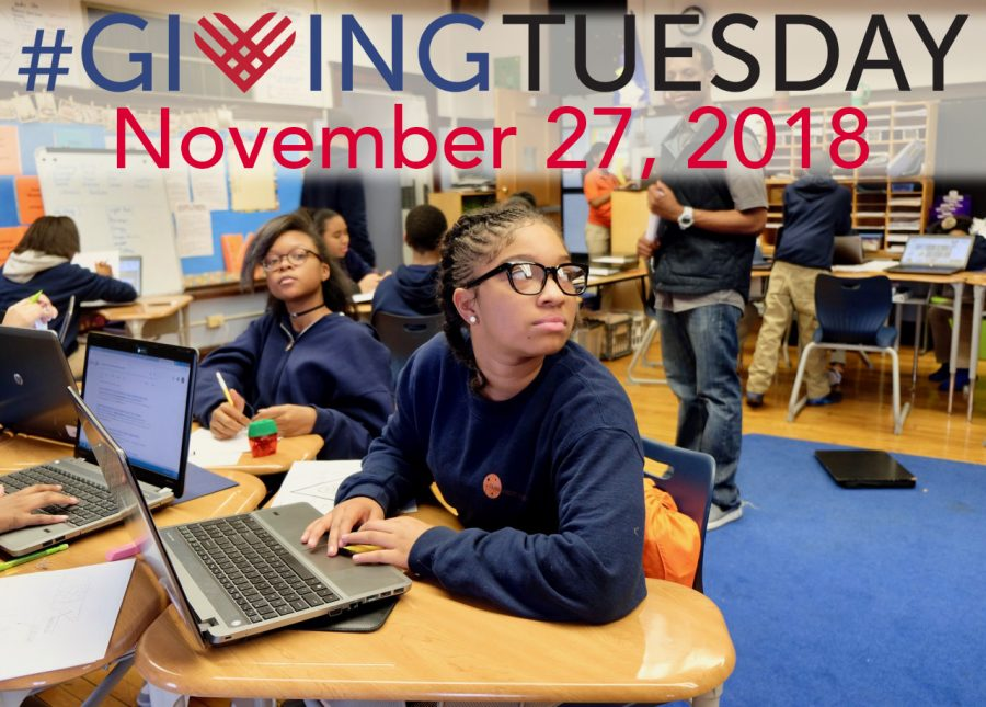 November 27 #GivingTuesday is #GivingTechDay at Polaris