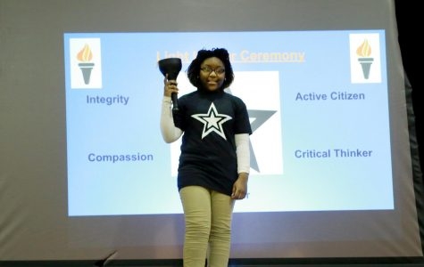 COMPASSION COMES FIRST: Honoring the First Light Leader of the School Year