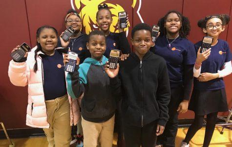 Polaris Math Stars Make Math Fun at Citywide Competition