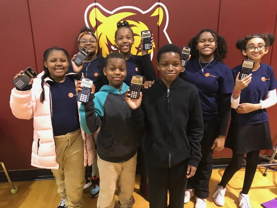 Polaris Math Stars Make Math Fun at Citywide Competition