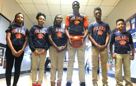 Come Out and Roar: Polaris Basketball Playoffs Saturday, February 9