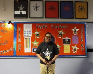 Congratulations Donald! Our Last Light Leader of the Year