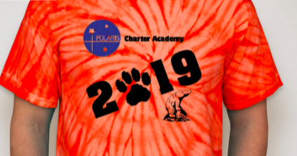 Class of 2019 Graduation T-Shirts Available