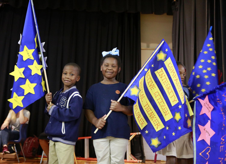 13th Annual Crew Flag Day