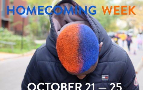 Homecoming Week October 21-25