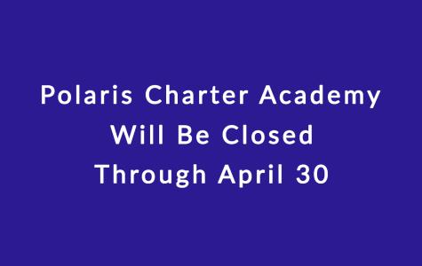 Polaris will be Closed through April 30