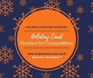 HOLIDAY CARD--Student Art Competition--Submissions Due NOV. 7