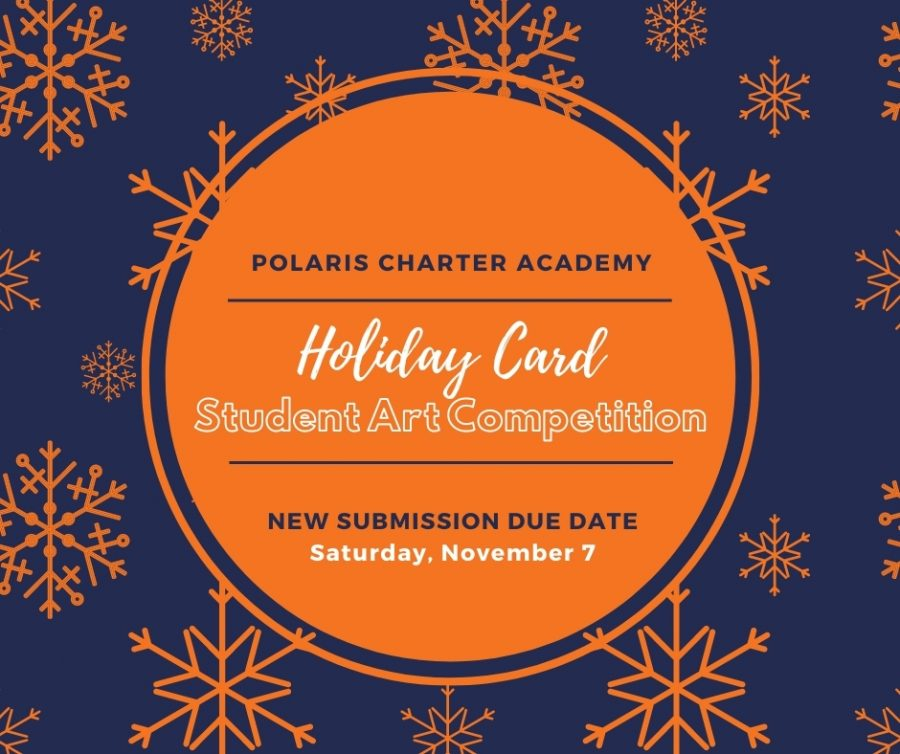 HOLIDAY CARD–Student Art Competition–Submissions Due NOV. 7