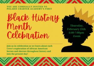Black History Month Celebration of Learning