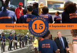 Celebrate Giving Crew Day–September 4