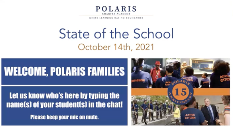 State of the School | Oct 2021